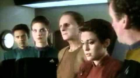 DS9 1x20 'In the Hands of the Prophets' Trailer (30s)