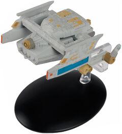 Eaglemoss 140 Starfleet Tug