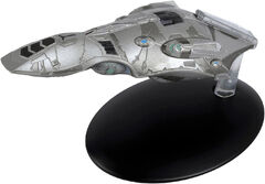 Eaglemoss 62 Voth Research Vessel