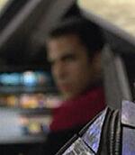Holographic shuttle pilot