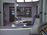 Intrepid class sickbay office