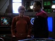 Sisko fordert Rückkehr der bajoranischen Offiziere