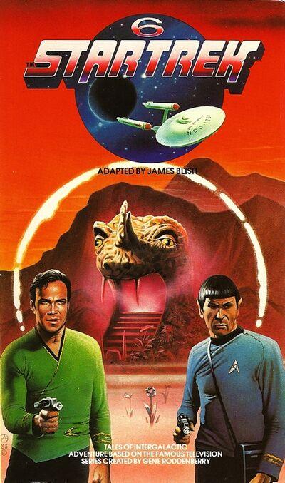 Star Trek 6 (Corgi Books 1984)