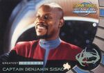 Star Trek Deep Space Nine - Memories from the Future Card L001