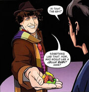 The Doctor and Spock