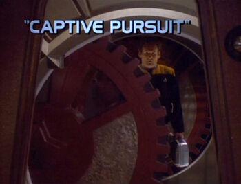 Captive Pursuit title card