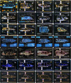 Eaglemoss shuttles okudagram sheets