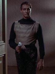 Klingonischer Soldat 11 Organia 2267