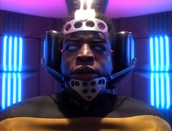 La Forge The Mind's Eye