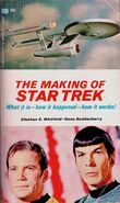 Making of Star Trek original cover