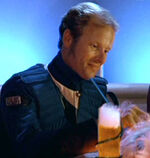 Male companion, Star Trek III