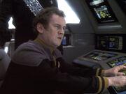 O'Brien spielt das Notsignal ab