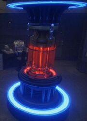 Primary warp coil