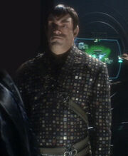 Romulan uniform 2154