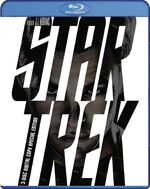 Star Trek 3 disc Blu-ray Region A cover
