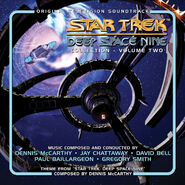 Star Trek Deep Space Nine Soundtrack Collection - Volume Two