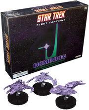 Star Trek Fleet Captains Dominion expansion