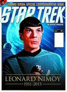 Star Trek Magazine issue 181 cover