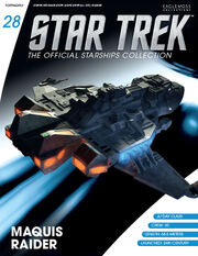 Star Trek Official Starships Collection Issue 28