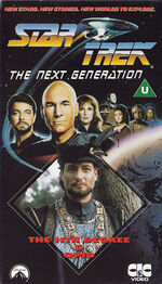 TNG vol 47 UK VHS cover