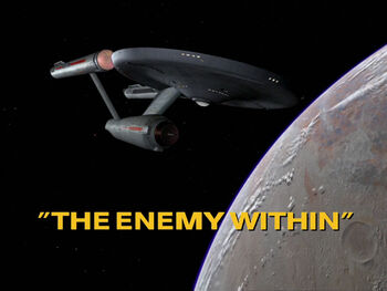 The Enemy Within title card