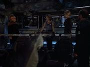Captain Janeway setzt Toms Plan um