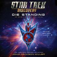 Die Standing audiobook cover