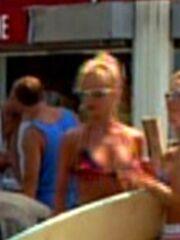 Frau am Hotdogstand in Los Angeles (1996) 3
