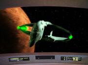 Romulan warship wargame