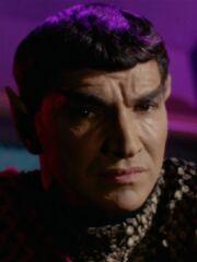Romulanischer Commander 2266