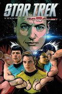Star Trek, Vol 9 tpb cover