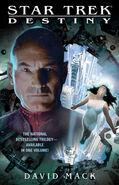 Star Trek Destiny omnibus cover