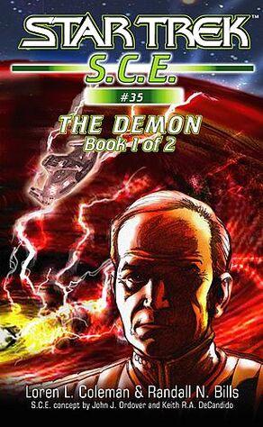 The Demon, Book 1 - eBook cover.jpg