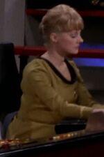 USS Enterprise command helmsman lieutenant 3