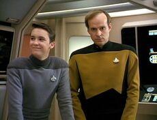 Wesley y Barclay