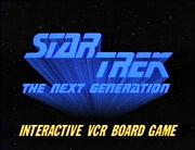 A Klingon Challenge title screen