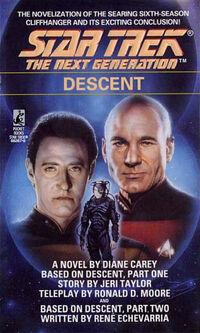 Descent novel