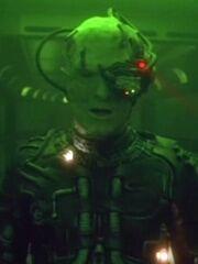 Halluzination Borg-Drohne 2374