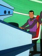 Klingone 1 auf der Klothos
