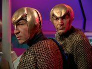 Romulan helmet