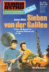 Sieben von der Galileo