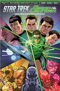 Spectrum War issue 6 cover A