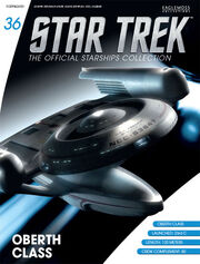 Star Trek Official Starships Collection Issue 36