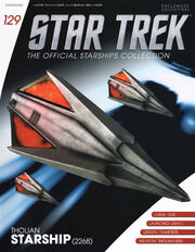 Star Trek Official Starships Collection issue 129