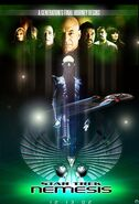 Star trek nemesis, DVD, UK