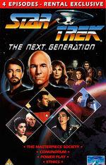 TNG Vol 29 UK Rental VHS cover