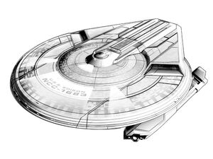 USS Edison Concept Art