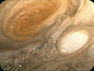 Jupiter surface