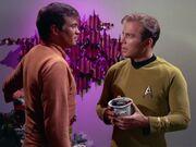 Kirk trifft auf Cochrane