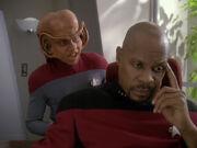 Nog bittet Sisko um Unterstützung